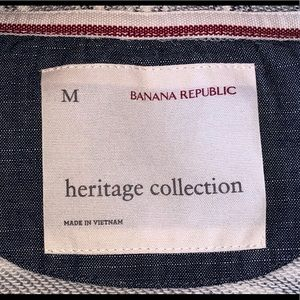 Banana Republic Shirts - BANANA REPUBLIC HOODIE